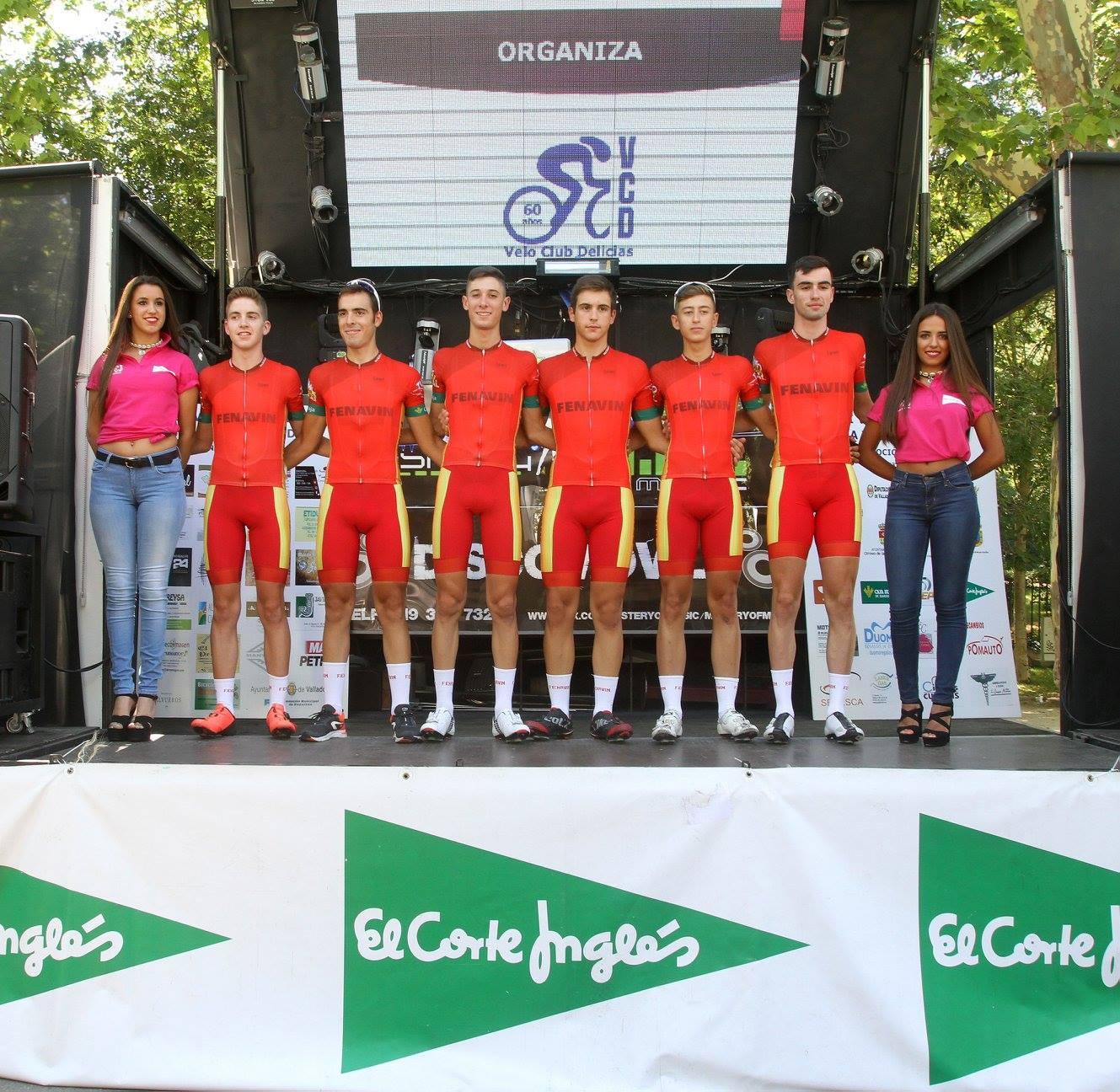 20170728 Podio-Vuelta-Valladolid